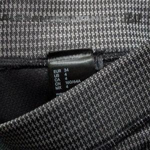 Alexander Wang H&M leggings